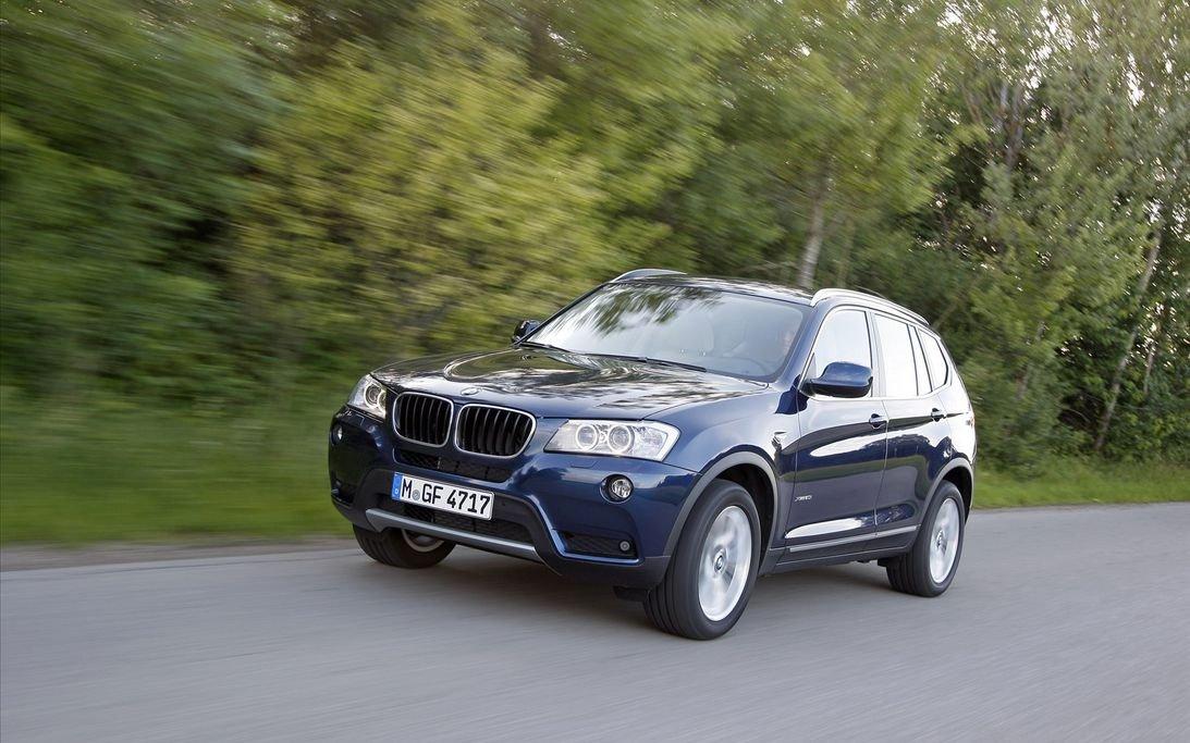 BMW X3 Poster Seda Cartel On Silk <56x35 cm, 22x14 inch ...