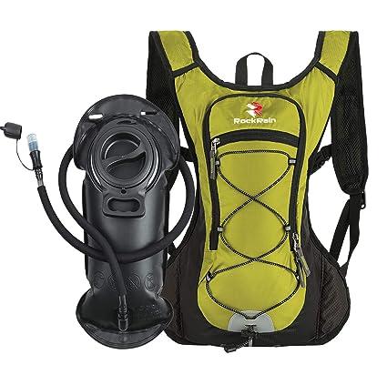 Amazon.com: Rockrain Windrunner - Mochila de hidratación ...