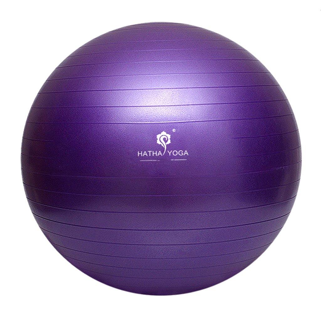 Gbf Yogaball Eignungsball Pilates-Eignungsball Bürohausyogakugel explosionssicherer Yogaball Schwangere Frauen gebären Den Ball Formen Den Körper