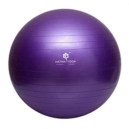 Amazon.com: Fitness Ball Yoga Ball Explosion-Proof Yoga Ball ...