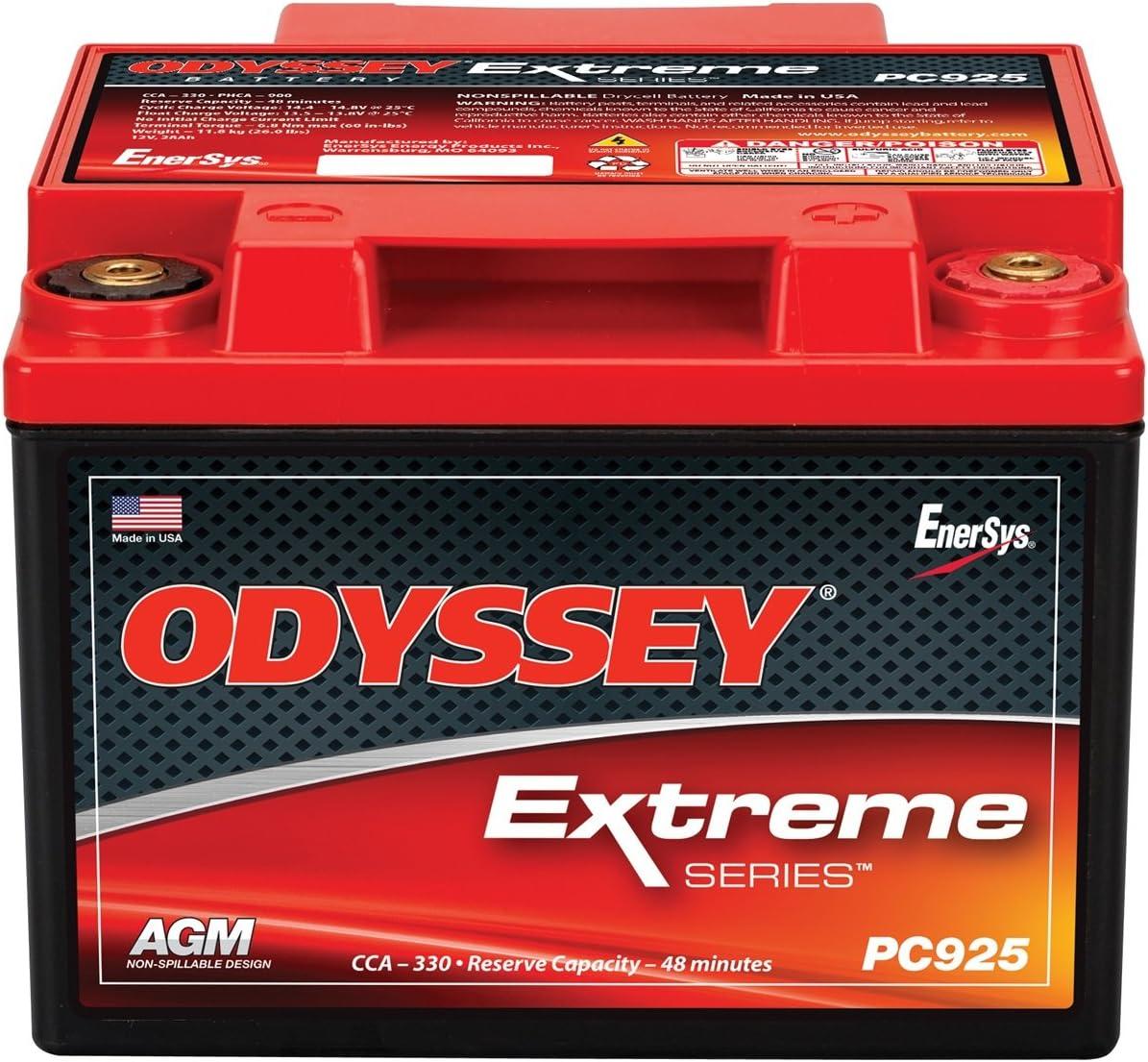 Odyssey PC925 Automotive and LTV Battery: Automotive