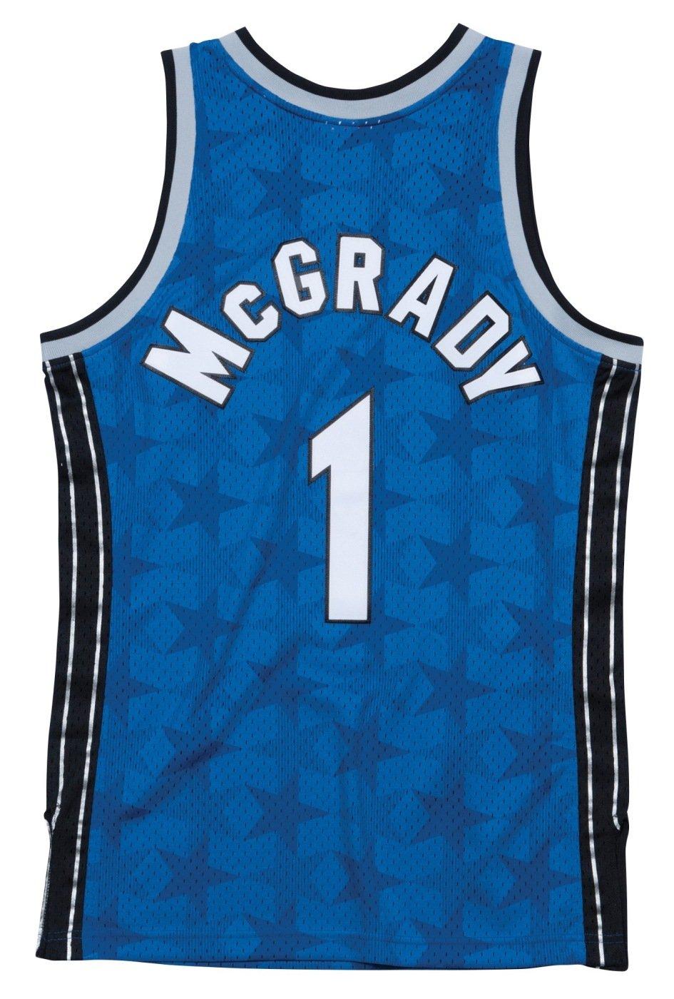 0257b84d26a Amazon.com: Mitchell & Ness Men's Orlando Magic Tracy McGrady Swingman  Jersey: Clothing