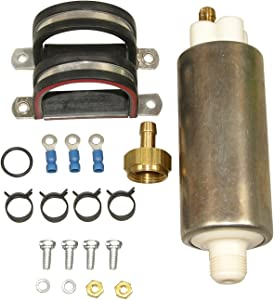 Airtex E8445 Universal In-Line Electric Fuel Pump for Fuel Injected Systems