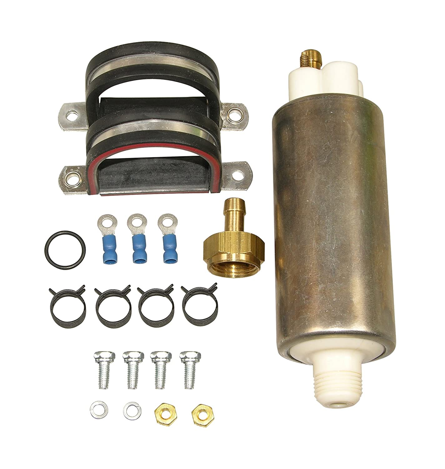 Airtex E8445 Universal In Line Electric Fuel Pump For 1973 Porsche Injected Systems Automotive