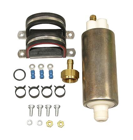 Amazon com: Airtex E8445 Universal In-Line Electric Fuel Pump