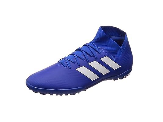the best attitude 178b3 2e5b4 adidas Nemeziz Tango 18.3 Tf, Scarpe da Calcio Uomo, Blu Ftwwht Fooblu,