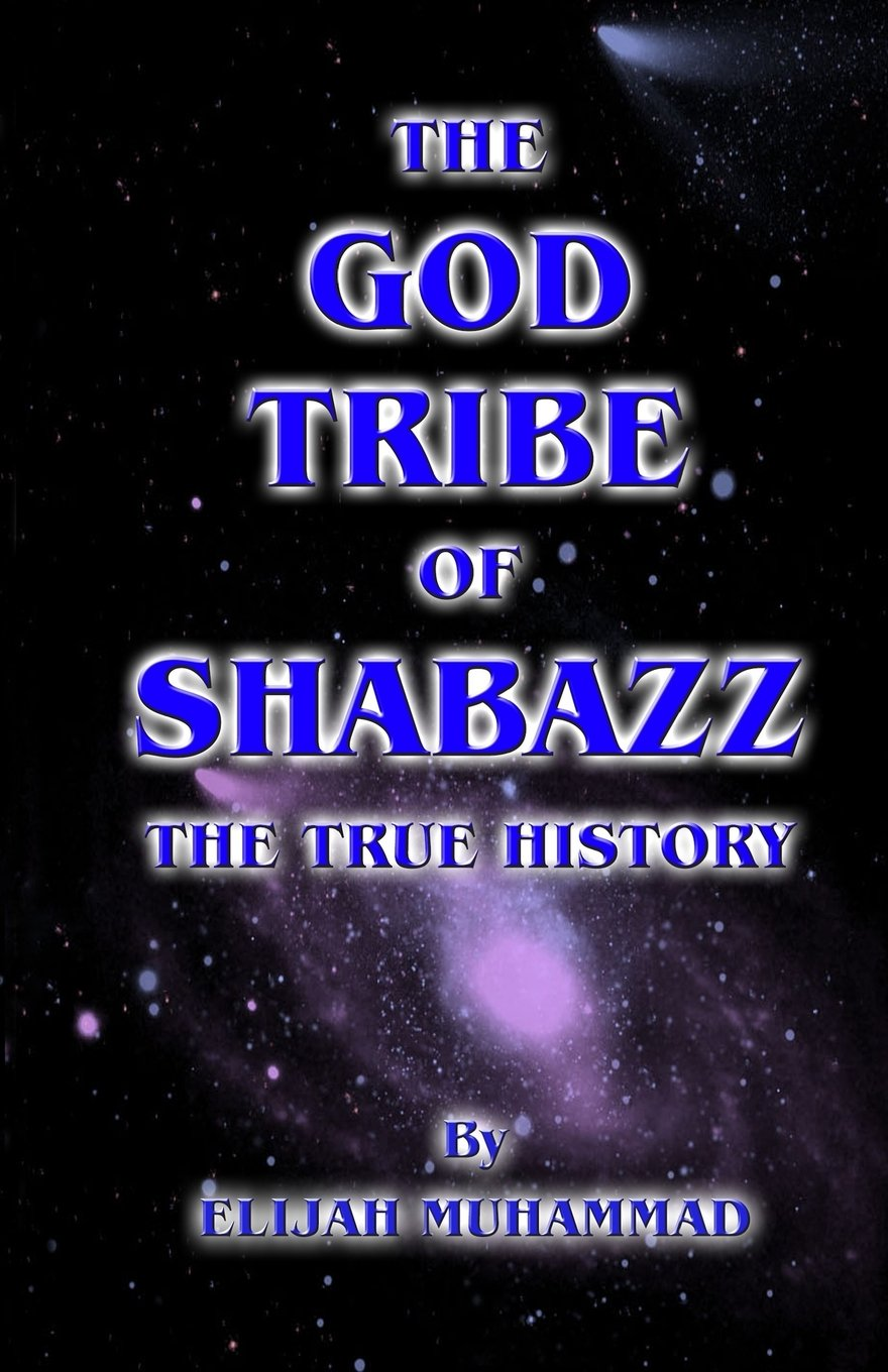 The God Tribe of Shabazz - The True History PDF