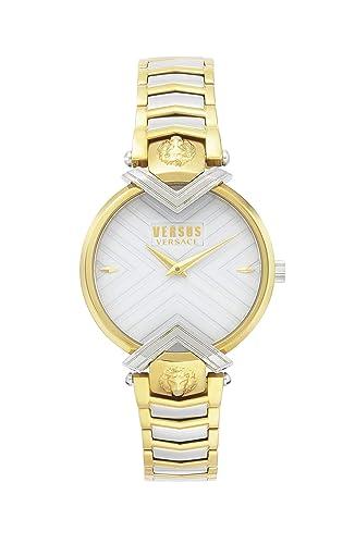 Amazon.com: Versus by Versace Reloj de moda (Modelo ...