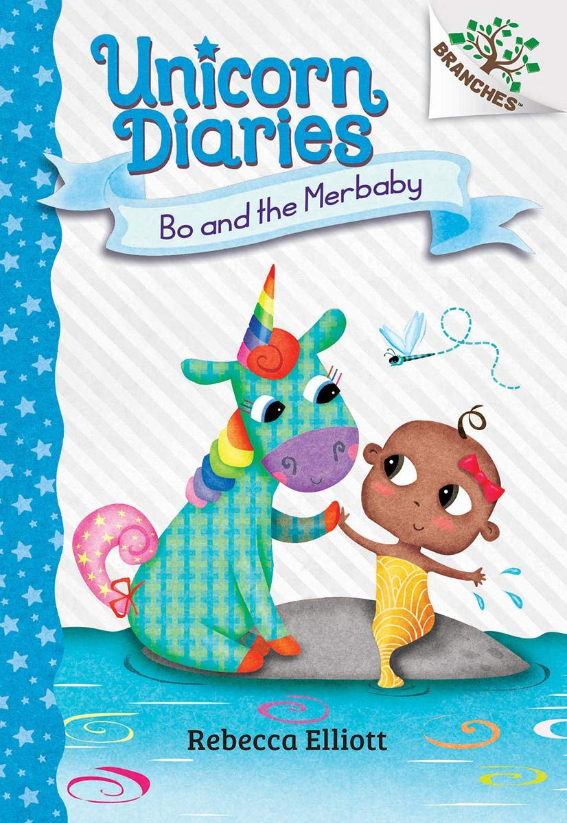Amazon Com Bo And The Merbaby A Branches Book Unicorn Diaries 5 Library Edition 5 9781338745559 Elliott Rebecca Elliott Rebecca Books What reading level is unicorn diaries