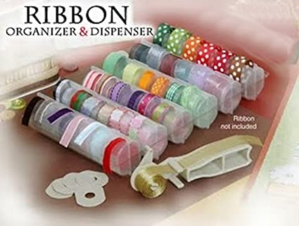 Ribbon Organizer U0026 Dispenser
