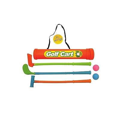 Henbrandt - Equipo de golf para niños (palos, bolas y bolsa ...