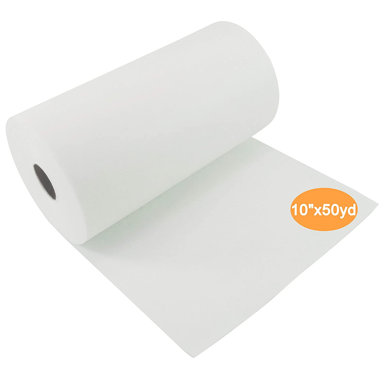 New brothread Cut Away (tagliare via) stabilizzatore per ricamo 8x8 (20cmx20cm) - 100 Fogli - Peso medio 70gm (2.5oz) - Si adatta all'area massima di ricamo 15cmx15cm