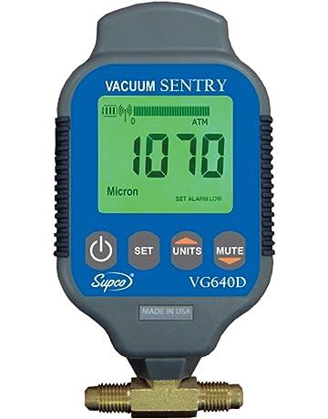 Supco VG640D Vacuum Gauge, -10% Accuracy. #3