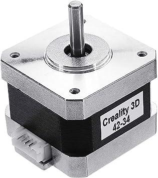 Creality 3D Two Phase 42-34 RepRap motor paso a paso de 42 mm para ...