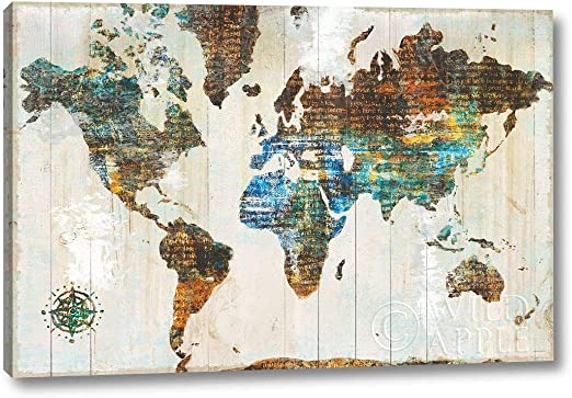 Global Gallery Sue Schlabach Giclee Stretched Canvas Artwork 16 x 24