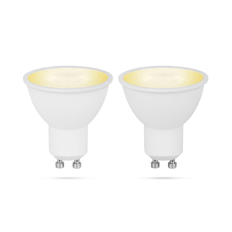 Smartwares SH8-92603 Smart Home Lampe, Glas, 3 W, Weiß