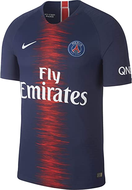 Details about Nike Fly Emirates Soccer Football Jersey Womens M Tan Dri Fit Paris Short Sleeve