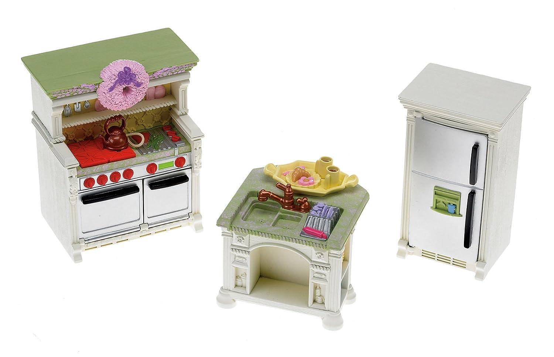 Fisher-Price Loving Family Dollhouse Kitchen, Dollhouses - Amazon Canada