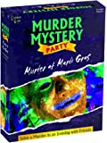 Murder Mystery Party Games - Murder At Mardi Gras, Host Your Own New Orleans Murder Mystery Dinner for 8 Adult Players…