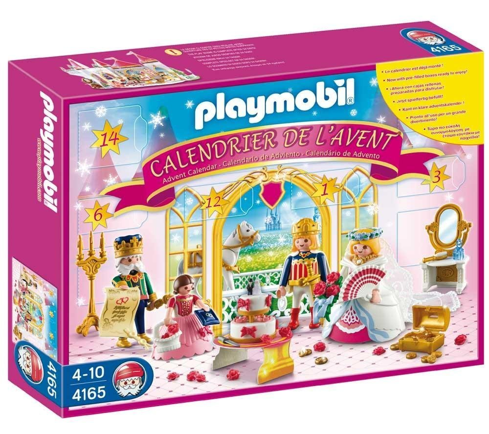 playmobil 4165 calendrier de lavent mariage de la princesse amazonfr fournitures de bureau - Playmobil Chambres Princesses