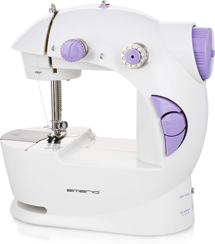 Emerio SEW-122275 - Máquina de coser para niños y principiantes ...