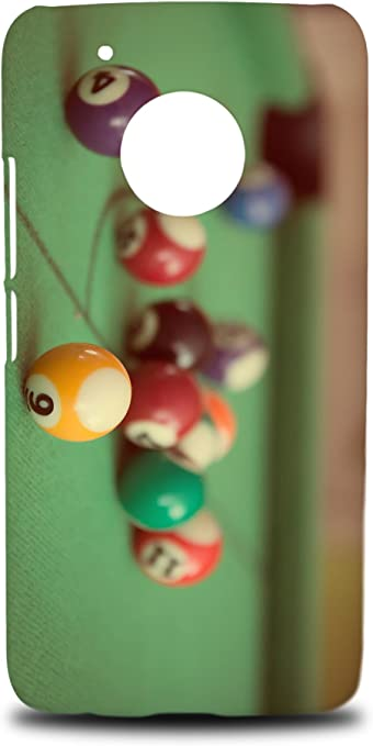Foxercases diseño bolas de billar mesa de billar 4 hard back caso ...