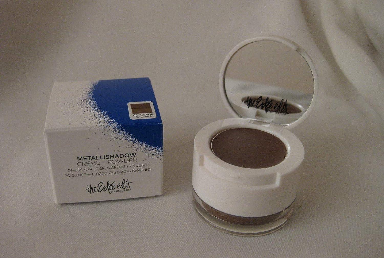 ESTEE LAUDER Estée Edit Metallishadow Creme + Powder Eye Shadow 08 METEOR SHOWER