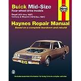 Century Regal 1975 87 Chilton S Repair Manual The Chilton Editors 9780801978234 Amazon Com Books