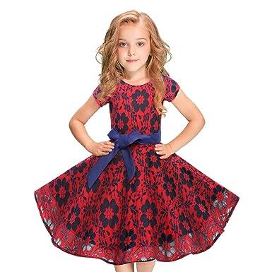 5a1420e74ec20 子供ドレス キッズ フォーマル ピアノ 発表会 HBBMAGIC 女の子 ワンピース 子供服 お姫様ドレス レース切り替え
