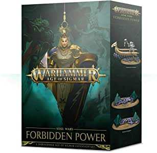 Games Workshop Warhammer Age of Sigmar: Forbidden Power
