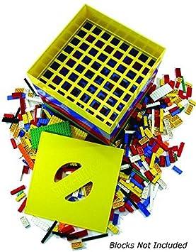 Award Winning Toy Storage Box For All Popular Brands Of Plastic