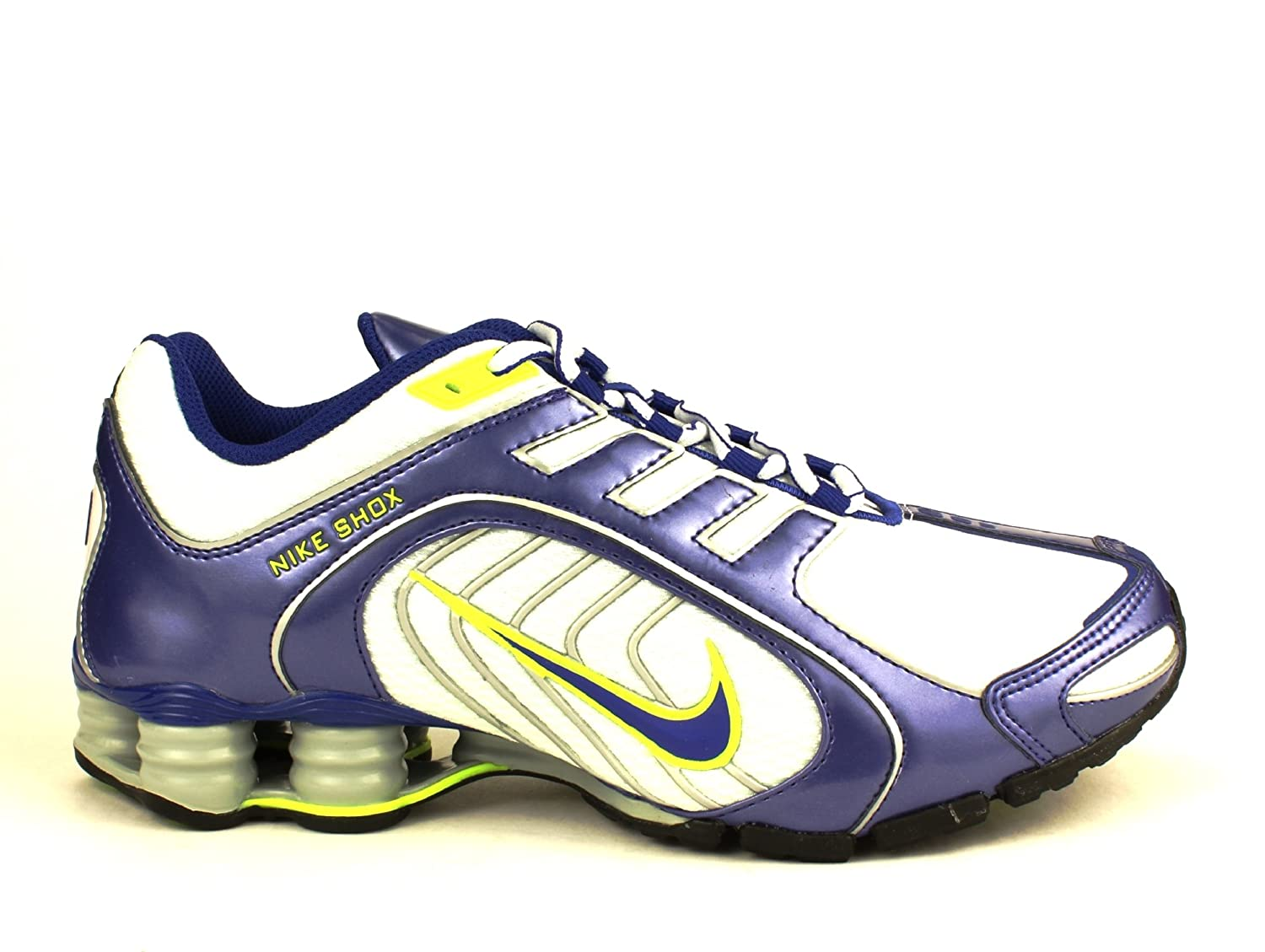 reputable site 812ad f7bf2 Amazon.com | Nike Women's Shox Navina SI Running Sneakers (6 ...
