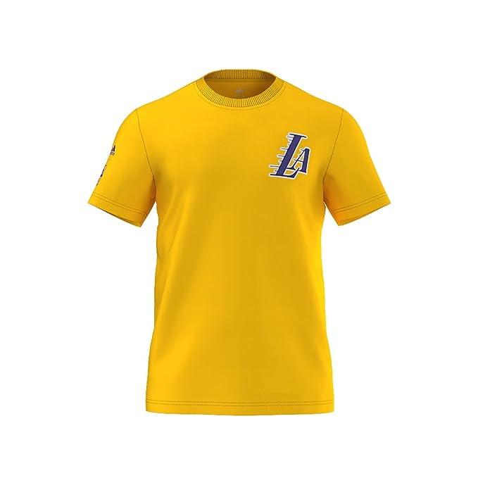 Adidas FNWR tee - Camiseta para Hombre, Color Azul/Blanco / Naranja, Talla 4XLT: Amazon.es: Zapatos y complementos
