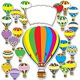 Carson Dellosa Hot Air Balloons Bulletin Board Set (110163)