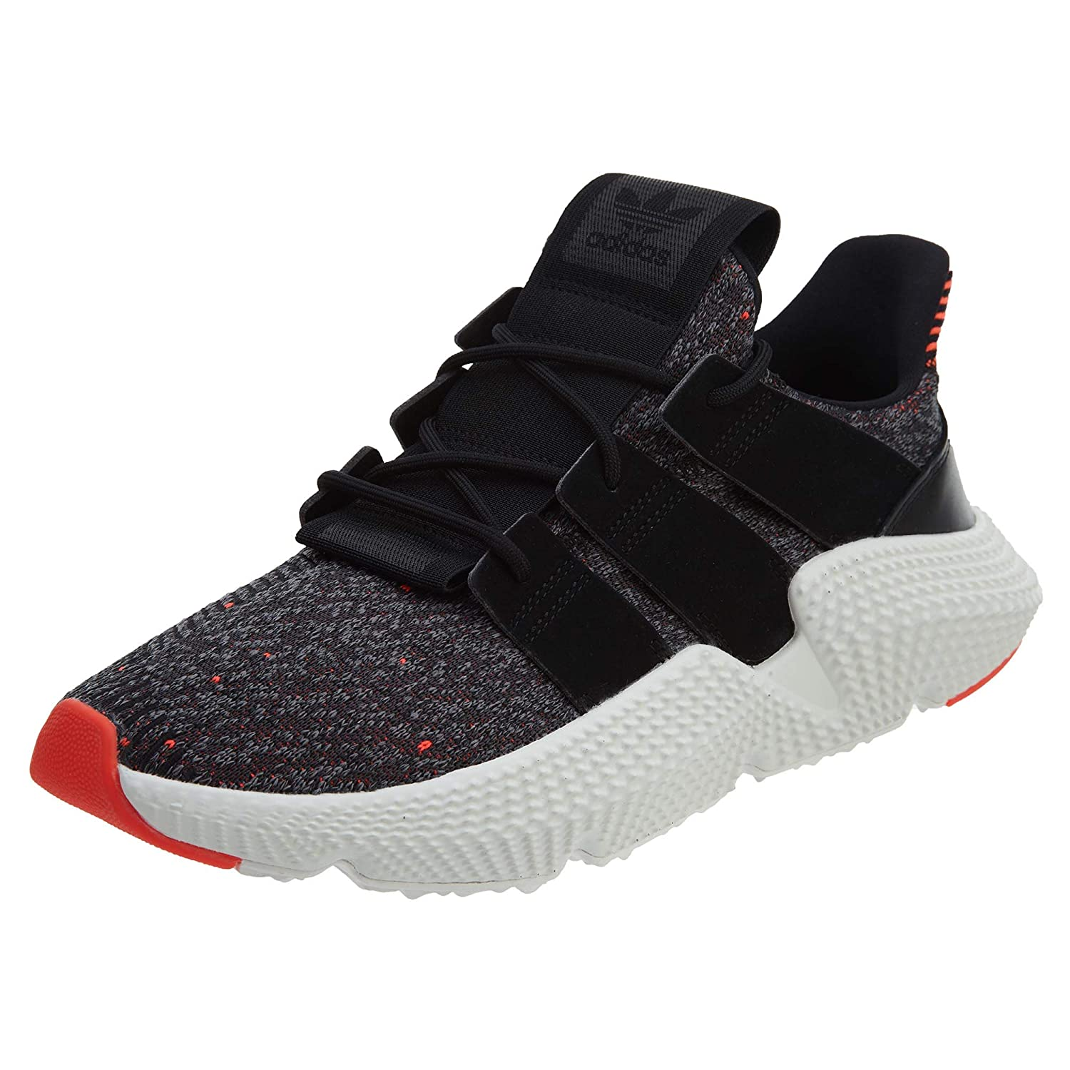 WomenMen Online Adidas Prophere Core BlackSolar Red