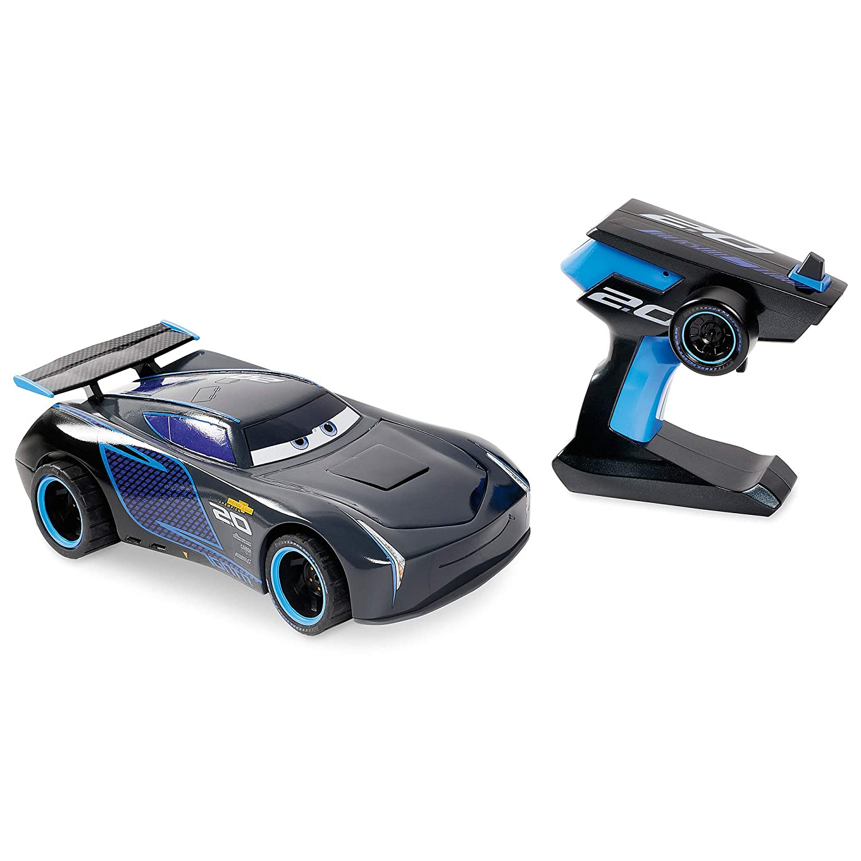 Amazon com: Disney Jackson Storm Build to Race Car: Toys & Games