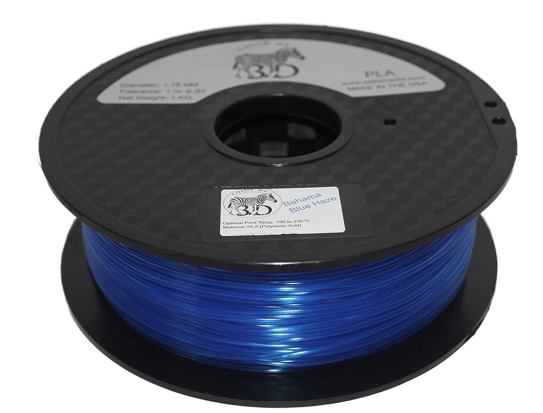 COLORME3D - Filamento de impresora 3D de calidad Bahama Blue Haze ...