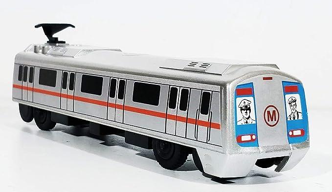 Jack Royal Indian Iconic Models - Metro Train for Kids (centy)