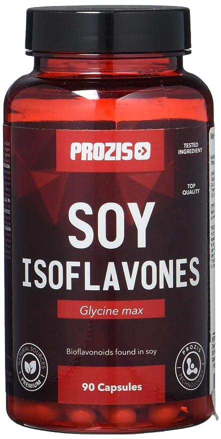 Prozis Soy Isoflavones - 90 Cápsulas