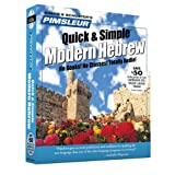 Pimsleur Hebrew Quick & Simple Course - Level 1 Lessons 1-8 CD: Learn to Speak and Understand Hebrew with Pimsleur Language Programs (Pimsleur Quick and Simple)