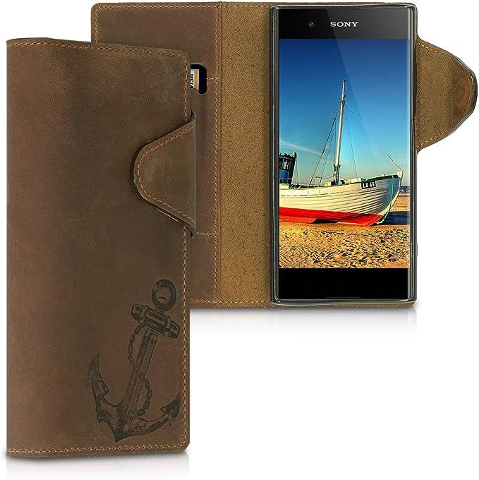 Kalibri Hülle Kompatibel Mit Sony Xperia Xa1 Plus Elektronik