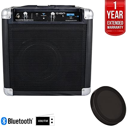 amazon com ion audio ipa57 tailgater bluetooth compact speaker rh amazon com ion tailgater bluetooth speaker manual ion tailgater flash manual