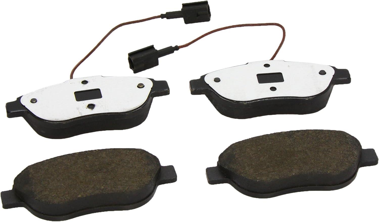 Ferodo FDB1667 Freno A Disco - Premier Kit Pastiglie Freno confezione 4 pezzi