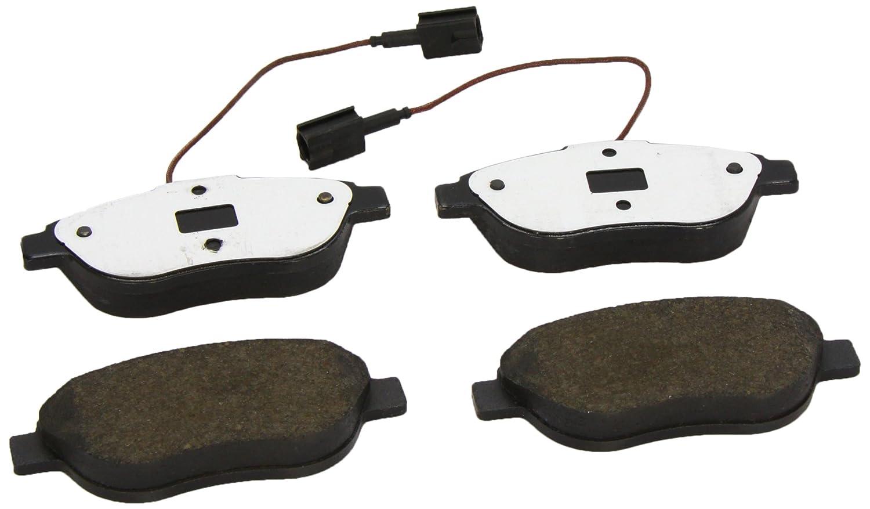 set of 4 disc brake Ferodo FDB1641 Brake Pad Set