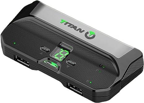 Titan Two Device [Scripts programables, macros, modificaciones ...