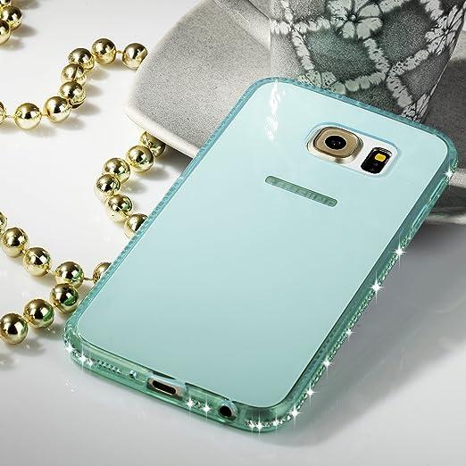 9 opinioni per Ego® Custodia protettiva per Samsung–Alta Qualità, trasparente in silicone TPU