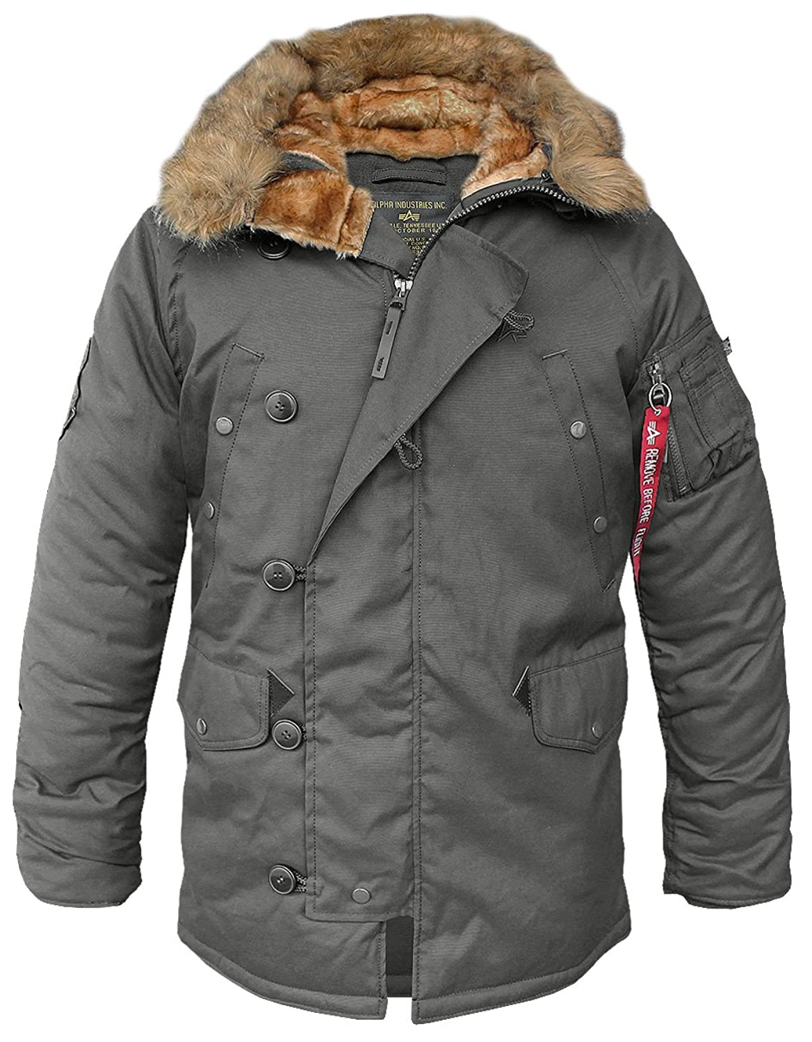 Alpha Industries Winterparka Explorer N3B