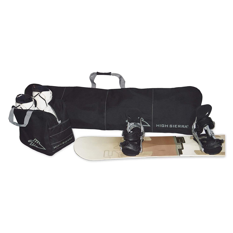72856627c2e6 Amazon.com   High Sierra Snowboard Sleeve   Boot Bag Combo
