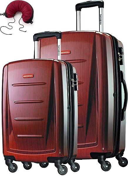 Samsonite Winfield 2 Fashion 2 piezas Spinner de 20 y 28 con ...