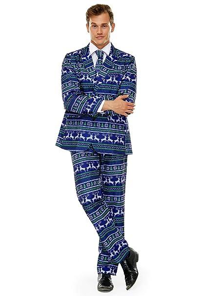 U LOOK UGLY TODAY - Traje de Navidad para Hombre con Corbata ...